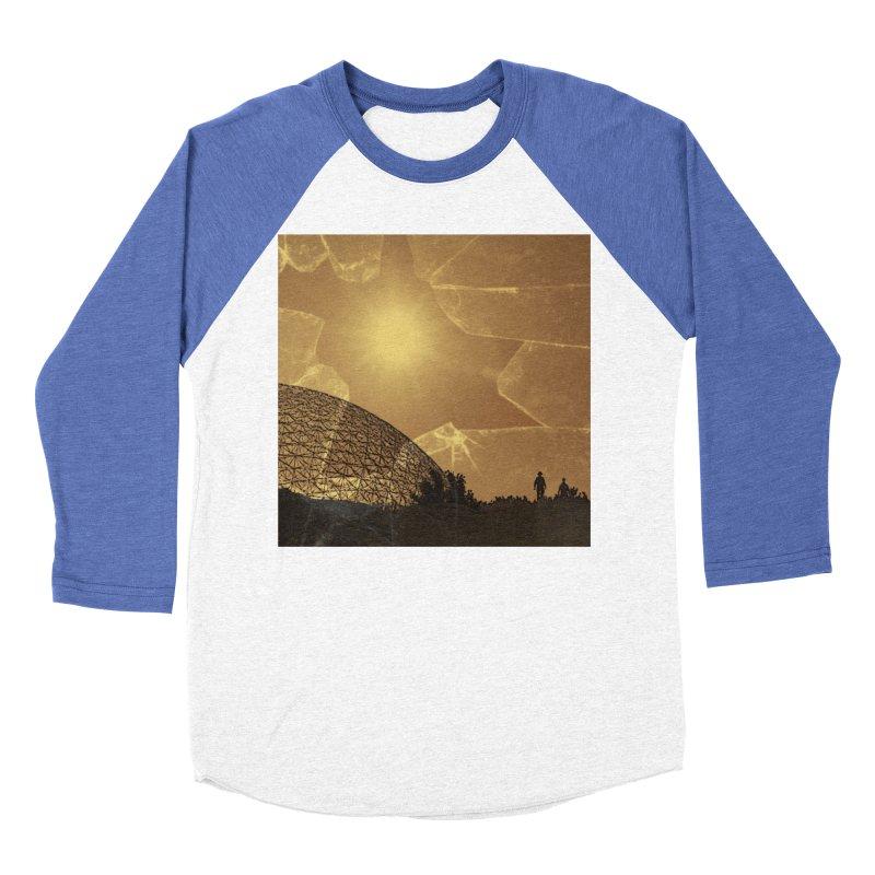 We Lost the Sky (Art Only) Men's Baseball Triblend Longsleeve T-Shirt by Spaceboy Books LLC's Artist Shop