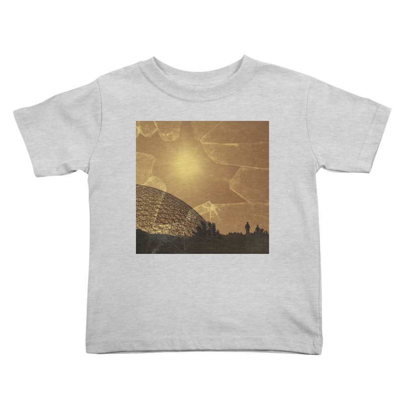 We Lost the Sky (Art Only) Kids Toddler T-Shirt by Spaceboy Books LLC's Artist Shop