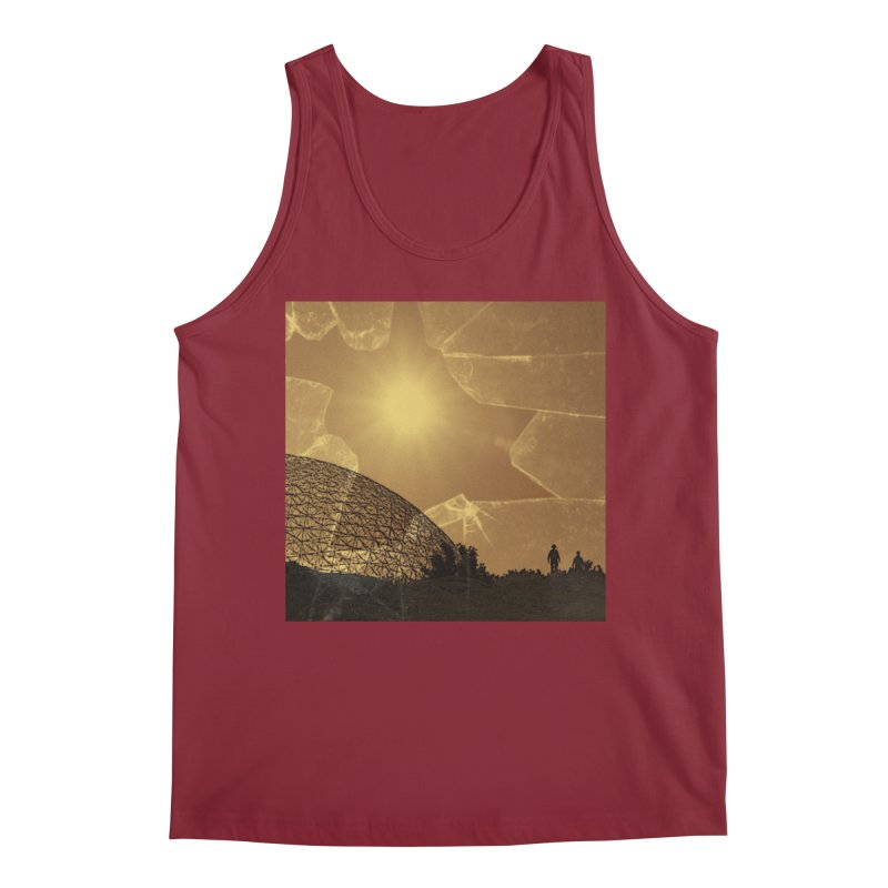 We Lost the Sky (Art Only) Men's Tank by Spaceboy Books LLC's Artist Shop