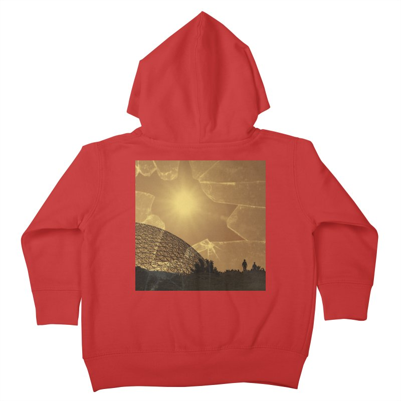 We Lost the Sky (Art Only) Kids Toddler Zip-Up Hoody by Spaceboy Books LLC's Artist Shop