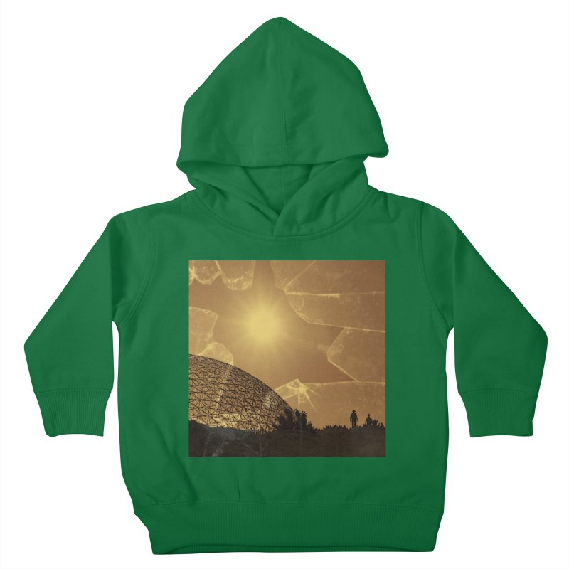 We Lost the Sky (Art Only) Kids Toddler Pullover Hoody by Spaceboy Books LLC's Artist Shop