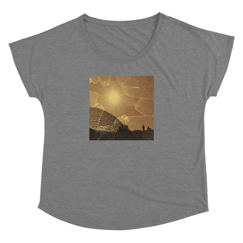 We Lost the Sky (Art Only) Women's Dolman Scoop Neck by Spaceboy Books LLC's Artist Shop