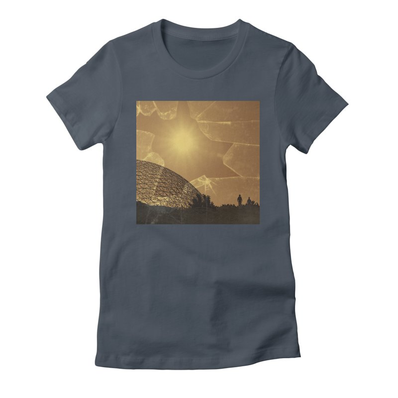 We Lost the Sky (Art Only) Women's T-Shirt by Spaceboy Books LLC's Artist Shop
