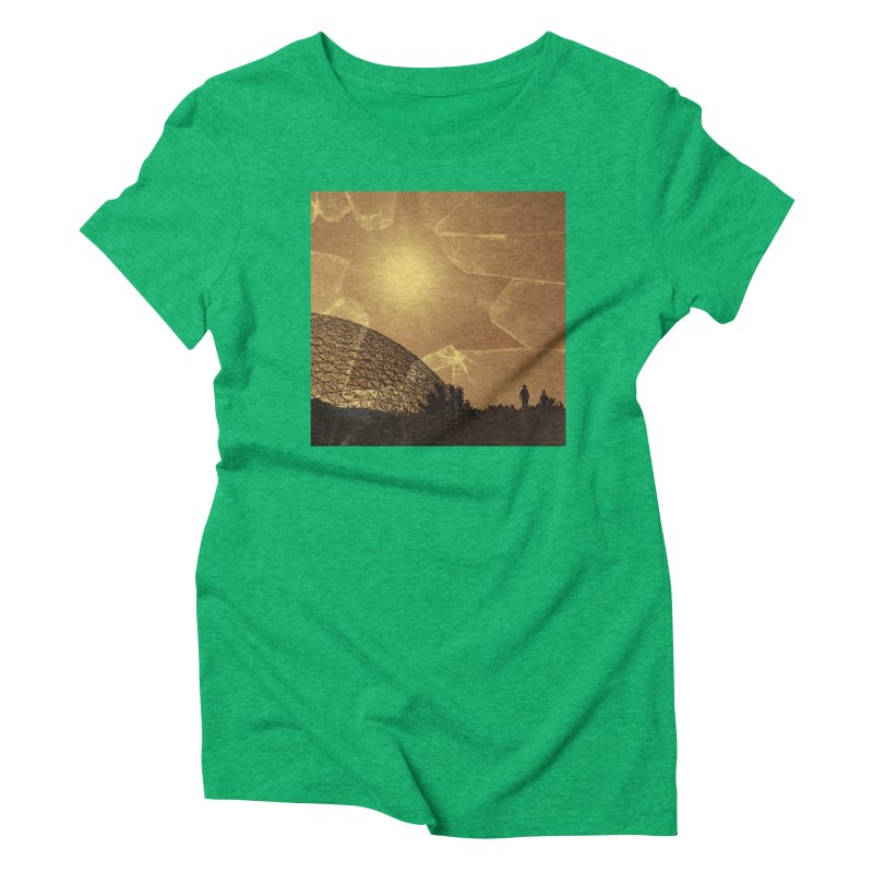 We Lost the Sky (Art Only) Women's Triblend T-Shirt by Spaceboy Books LLC's Artist Shop