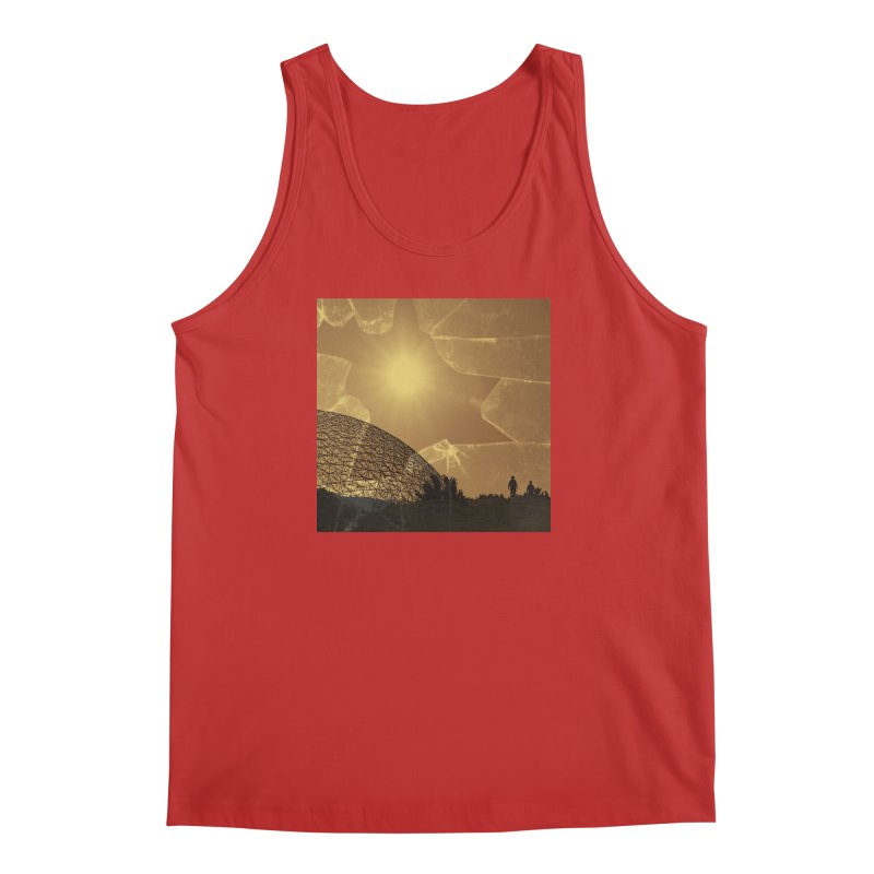 We Lost the Sky (Art Only) Men's Regular Tank by Spaceboy Books LLC's Artist Shop