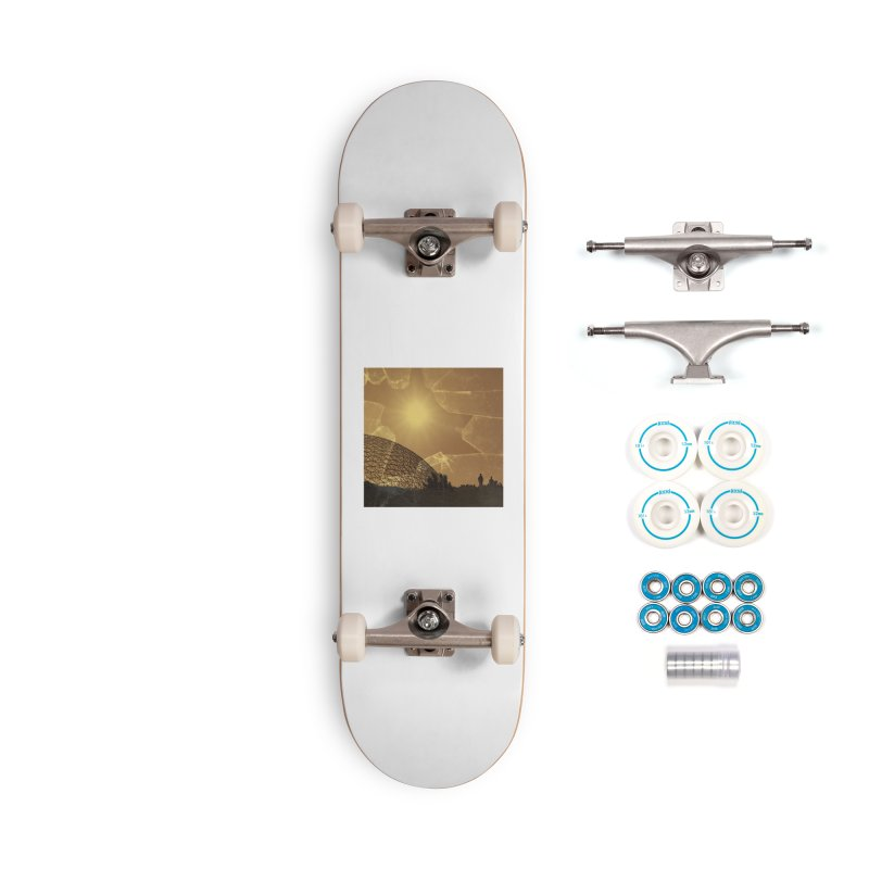 We Lost the Sky (Art Only) Accessories Complete - Basic Skateboard by Spaceboy Books LLC's Artist Shop
