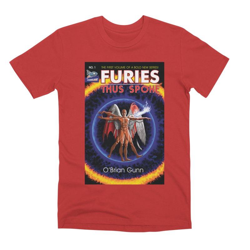 Furies: Thus Spoke (Full Cover) Men's T-Shirt by Spaceboy Books LLC's Artist Shop