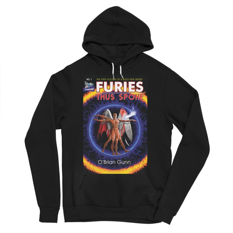 Furies: Thus Spoke (Full Cover) Men's Sponge Fleece Pullover Hoody by Spaceboy Books LLC's Artist Shop