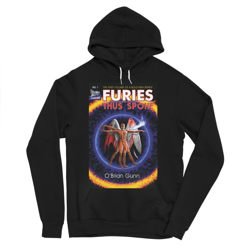 Furies: Thus Spoke (Full Cover) Women's Sponge Fleece Pullover Hoody by Spaceboy Books LLC's Artist Shop