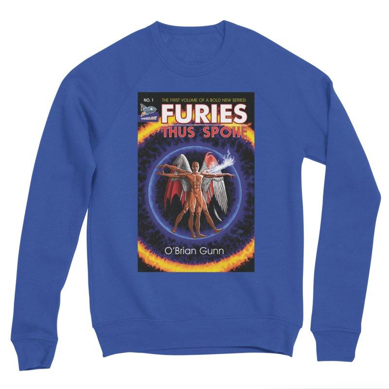 Furies: Thus Spoke (Full Cover) Women's Sponge Fleece Sweatshirt by Spaceboy Books LLC's Artist Shop