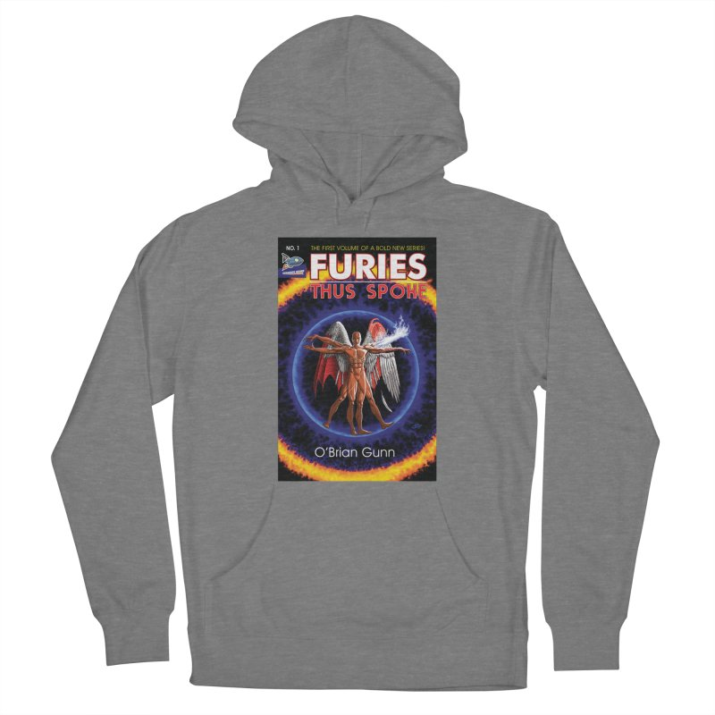 Furies: Thus Spoke (Full Cover) Men's Pullover Hoody by Spaceboy Books LLC's Artist Shop