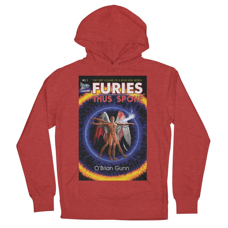 Furies: Thus Spoke (Full Cover) Women's French Terry Pullover Hoody by Spaceboy Books LLC's Artist Shop