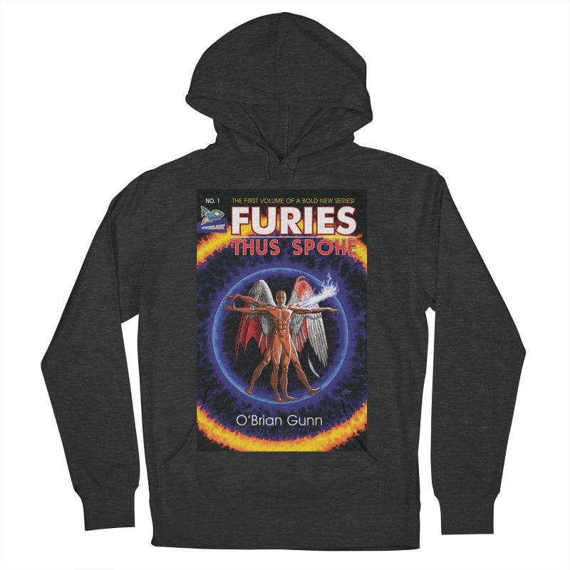 Furies: Thus Spoke (Full Cover) Men's French Terry Pullover Hoody by Spaceboy Books LLC's Artist Shop