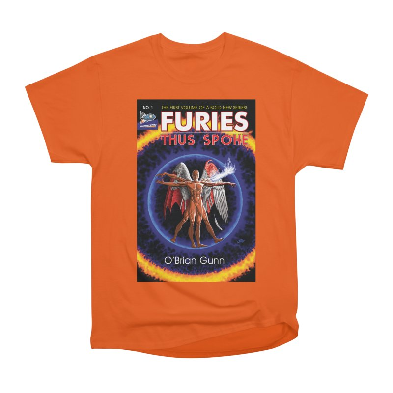 Furies: Thus Spoke (Full Cover) Men's T-Shirt by Spaceboy Books LLC's Artist Shop