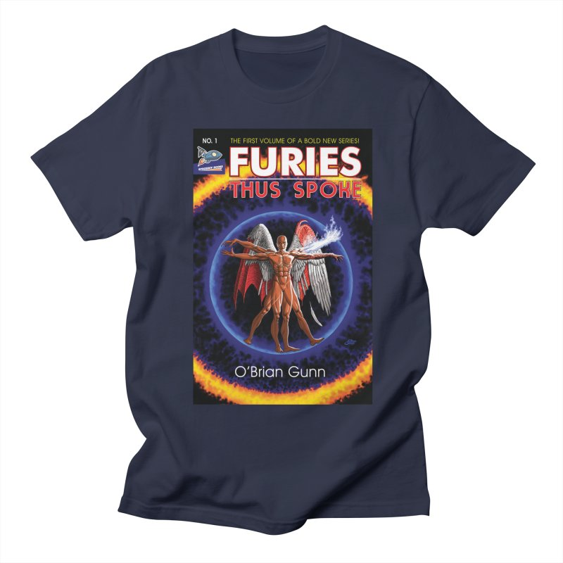 Furies: Thus Spoke (Full Cover) Men's Regular T-Shirt by Spaceboy Books LLC's Artist Shop