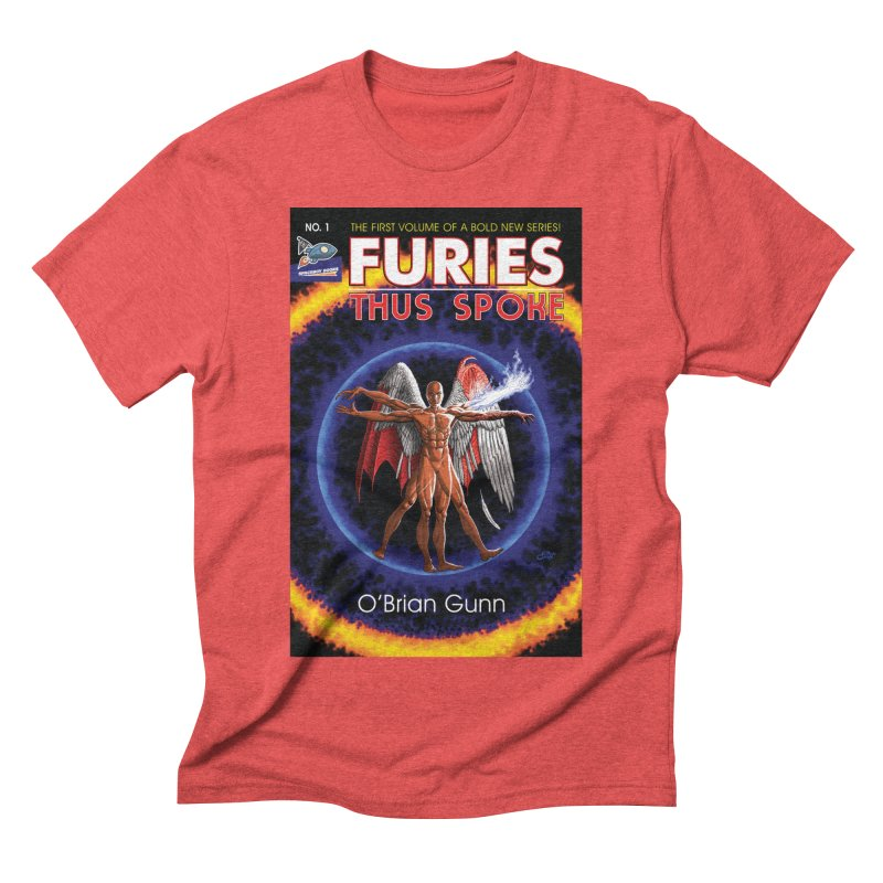 Furies: Thus Spoke (Full Cover) Men's Triblend T-Shirt by Spaceboy Books LLC's Artist Shop