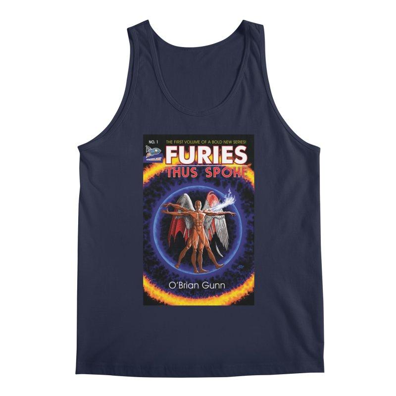 Furies: Thus Spoke (Full Cover) Men's Tank by Spaceboy Books LLC's Artist Shop