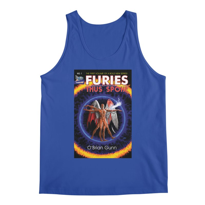 Furies: Thus Spoke (Full Cover) Men's Tank by Spaceboy Books LLC's Artist Shop