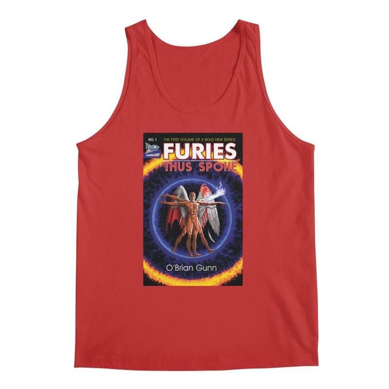 Furies: Thus Spoke (Full Cover) Men's Regular Tank by Spaceboy Books LLC's Artist Shop