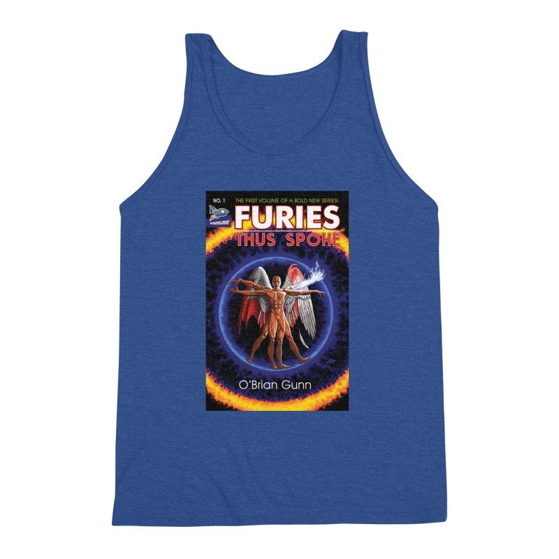 Furies: Thus Spoke (Full Cover) Men's Triblend Tank by Spaceboy Books LLC's Artist Shop