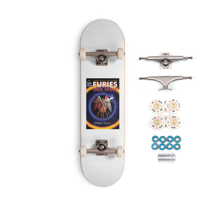 Furies: Thus Spoke (Full Cover) Accessories Complete - Premium Skateboard by Spaceboy Books LLC's Artist Shop
