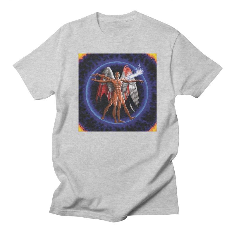 Furies: Thus Spoke (Vitruvian) Women's Regular Unisex T-Shirt by Spaceboy Books LLC's Artist Shop