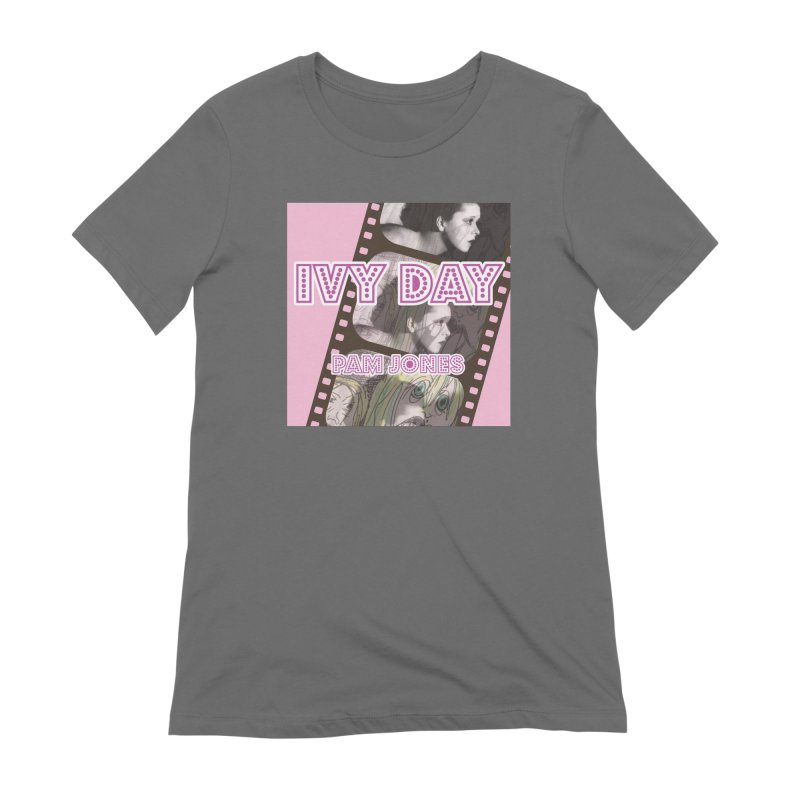 Ivy Day (Title) Women's T-Shirt by Spaceboy Books LLC's Artist Shop
