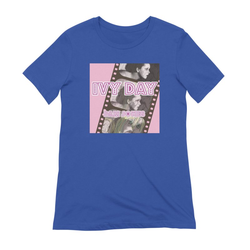 Ivy Day (Title) Women's Extra Soft T-Shirt by Spaceboy Books LLC's Artist Shop