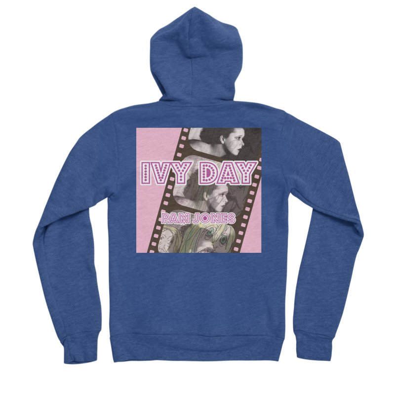 Ivy Day (Title) Women's Sponge Fleece Zip-Up Hoody by Spaceboy Books LLC's Artist Shop