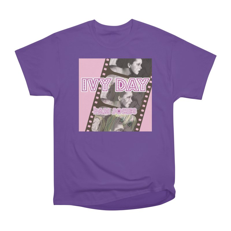 Ivy Day (Title) Women's Heavyweight Unisex T-Shirt by Spaceboy Books LLC's Artist Shop