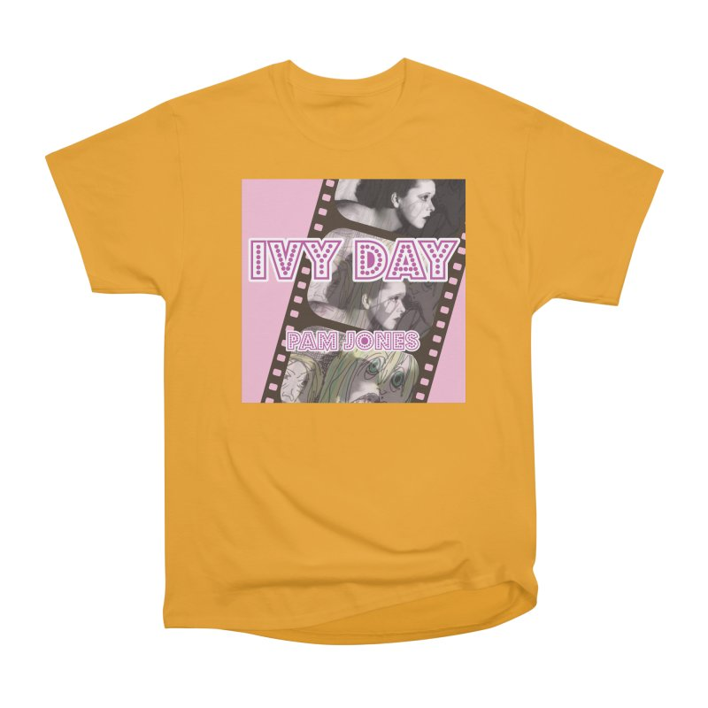 Ivy Day (Title) Women's Heavyweight Unisex T-Shirt by Spaceboy Books LLC's Artist Shop