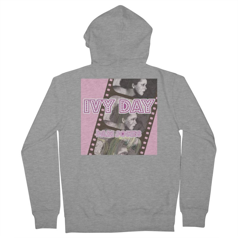 Ivy Day (Title) Women's French Terry Zip-Up Hoody by Spaceboy Books LLC's Artist Shop