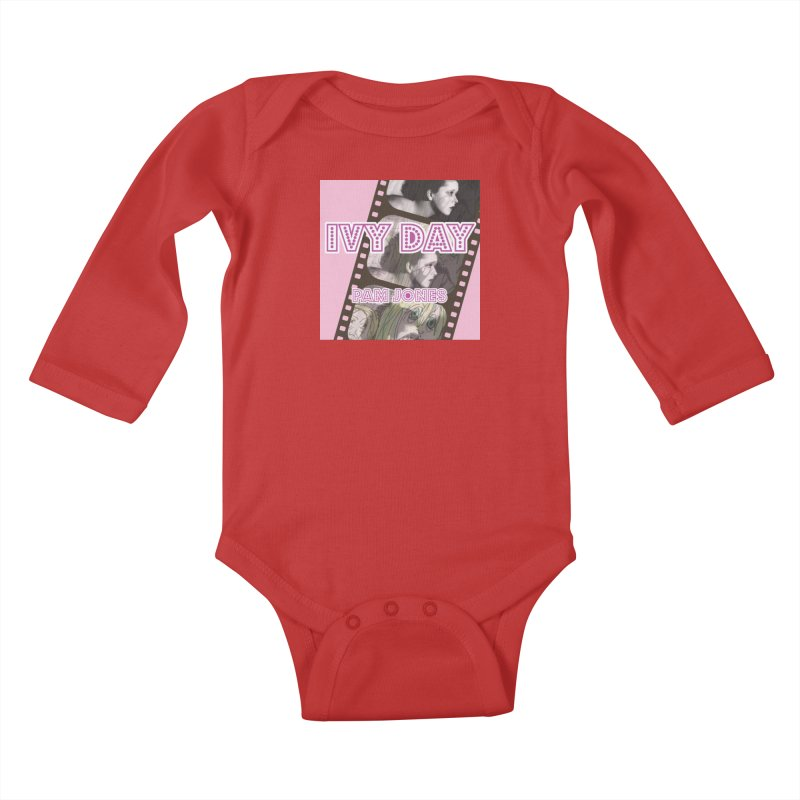Ivy Day (Title) Kids Baby Longsleeve Bodysuit by Spaceboy Books LLC's Artist Shop