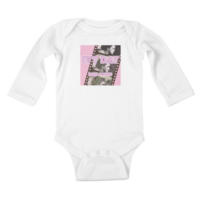 Ivy Day (Title) Kids Baby Longsleeve Bodysuit by Spaceboy Books LLC's Artist Shop