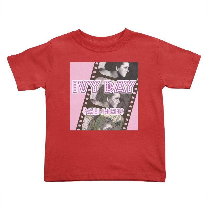 Ivy Day (Title) Kids Toddler T-Shirt by Spaceboy Books LLC's Artist Shop