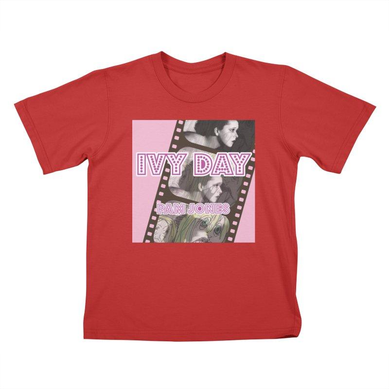 Ivy Day (Title) Kids T-Shirt by Spaceboy Books LLC's Artist Shop