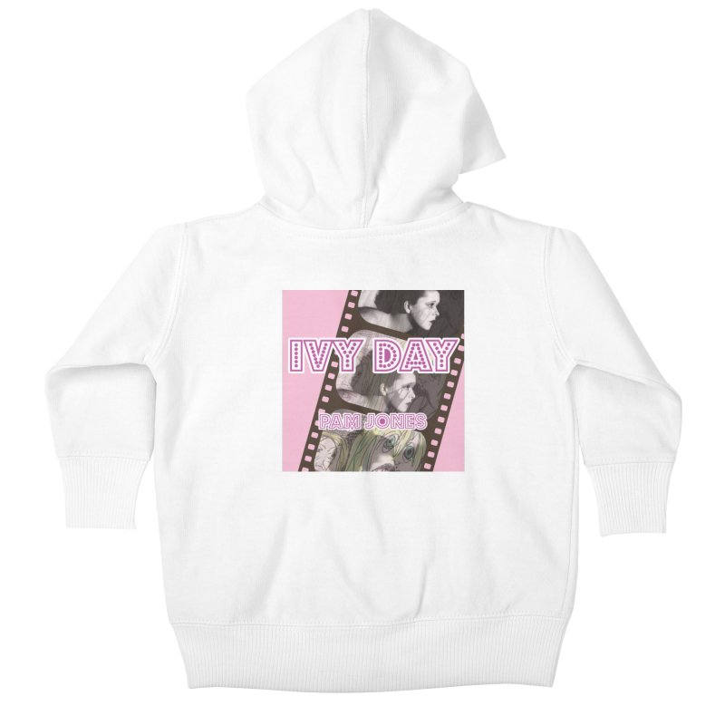 Ivy Day (Title) Kids Baby Zip-Up Hoody by Spaceboy Books LLC's Artist Shop