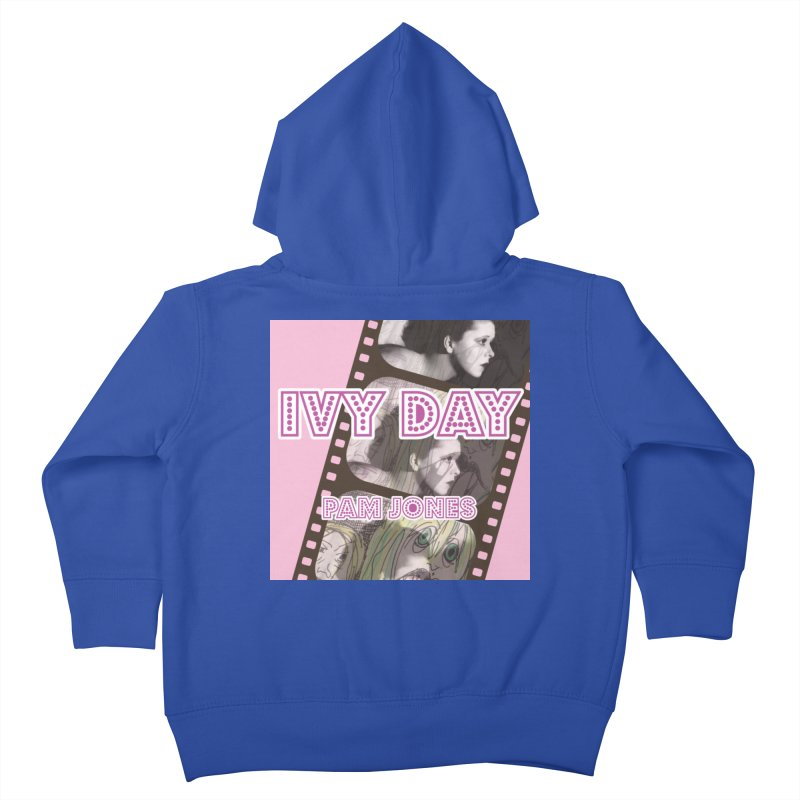 Ivy Day (Title) Kids Toddler Zip-Up Hoody by Spaceboy Books LLC's Artist Shop