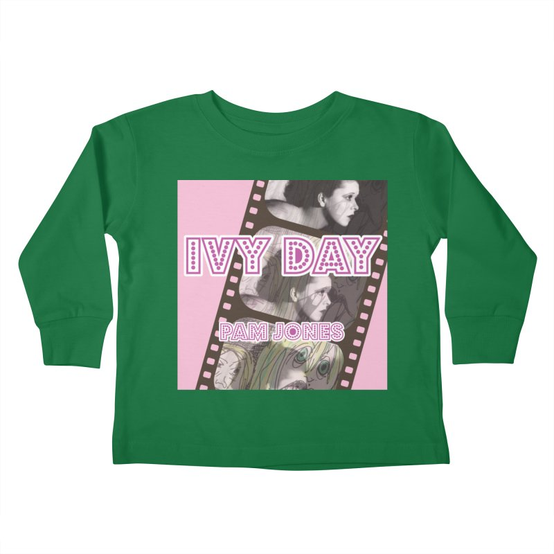 Ivy Day (Title) Kids Toddler Longsleeve T-Shirt by Spaceboy Books LLC's Artist Shop