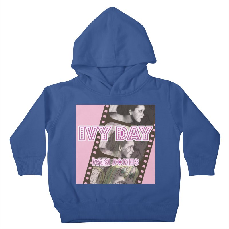 Ivy Day (Title) Kids Toddler Pullover Hoody by Spaceboy Books LLC's Artist Shop