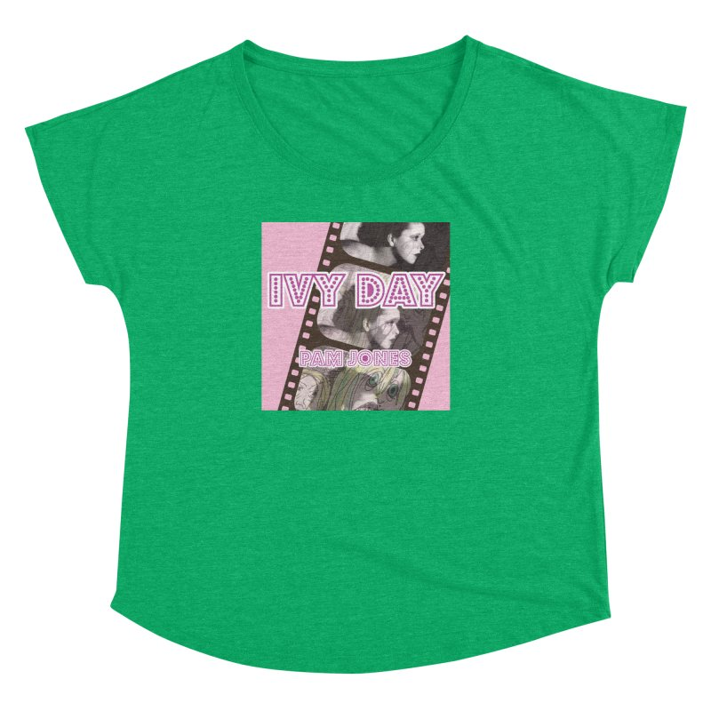 Ivy Day (Title) Women's Dolman Scoop Neck by Spaceboy Books LLC's Artist Shop