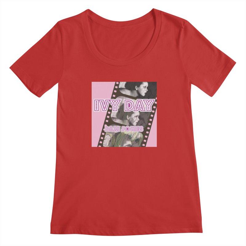 Ivy Day (Title) Women's Regular Scoop Neck by Spaceboy Books LLC's Artist Shop