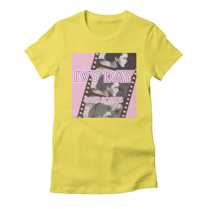Ivy Day (Title) Women's Fitted T-Shirt by Spaceboy Books LLC's Artist Shop