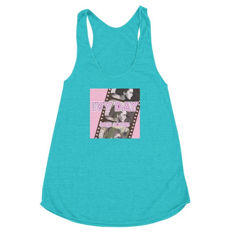 Ivy Day (Title) Women's Racerback Triblend Tank by Spaceboy Books LLC's Artist Shop
