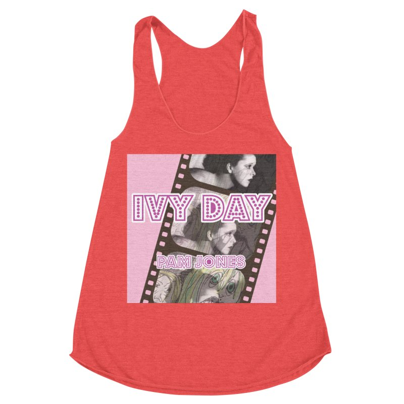 Ivy Day (Title) Women's Racerback Triblend Tank by Spaceboy Books LLC's Artist Shop