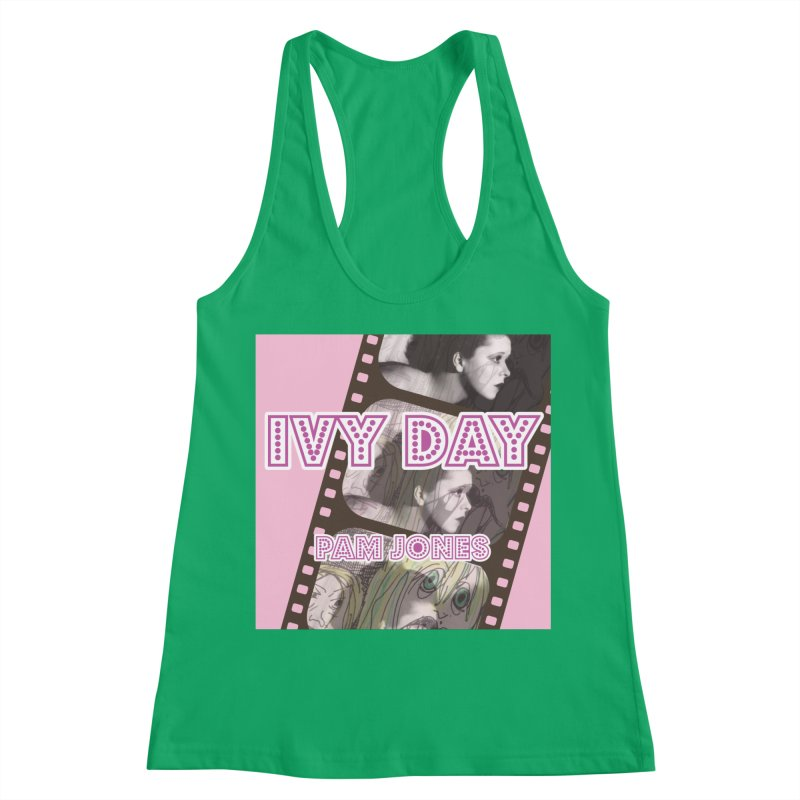 Ivy Day (Title) Women's Racerback Tank by Spaceboy Books LLC's Artist Shop