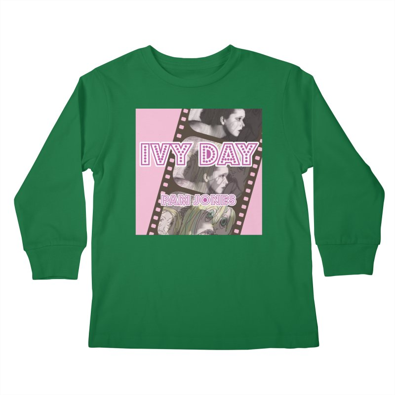 Ivy Day (Title) Kids Longsleeve T-Shirt by Spaceboy Books LLC's Artist Shop