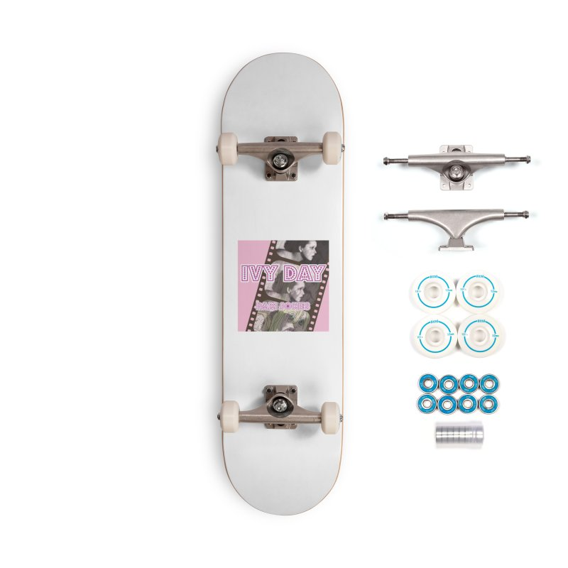 Ivy Day (Title) Accessories Complete - Basic Skateboard by Spaceboy Books LLC's Artist Shop