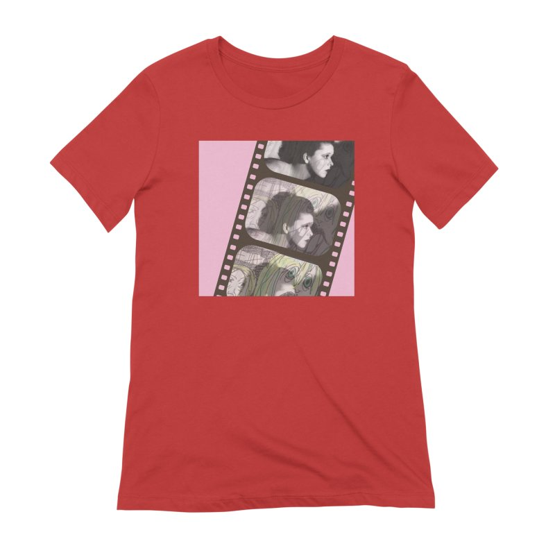 Ivy Day (artwork only) Women's Extra Soft T-Shirt by Spaceboy Books LLC's Artist Shop