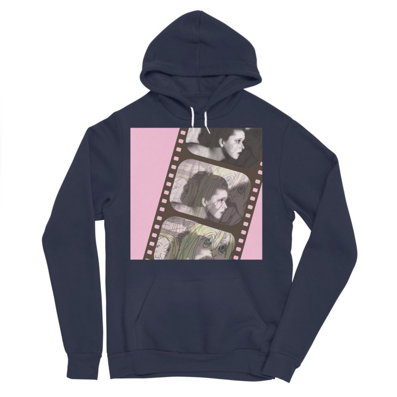 Ivy Day (artwork only) Men's Sponge Fleece Pullover Hoody by Spaceboy Books LLC's Artist Shop